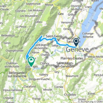 Genf - Collonges