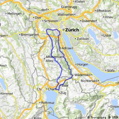 Zürich - Zug