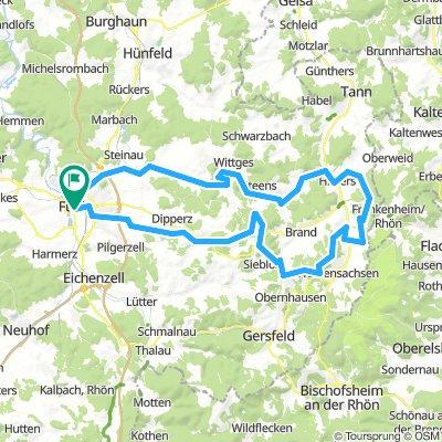 Rhön - Wasserkuppe