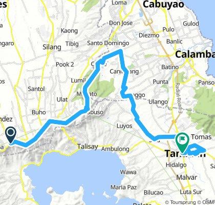 J80 - samedi 30 mars 2019 - Tagaytay - Tanuan