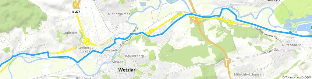 Lahnweg Wetzlar
