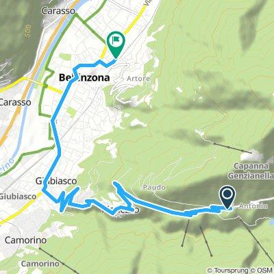 Sant' Antonio - Bellinzona