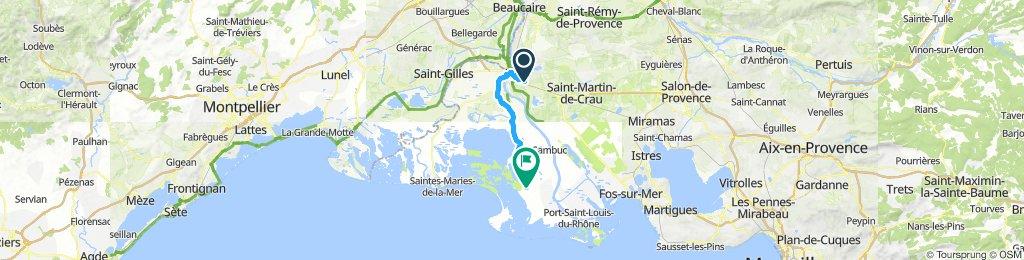 Arles - Mas Saint-Bertrand