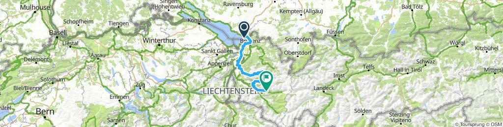 Lindau - Bregenz