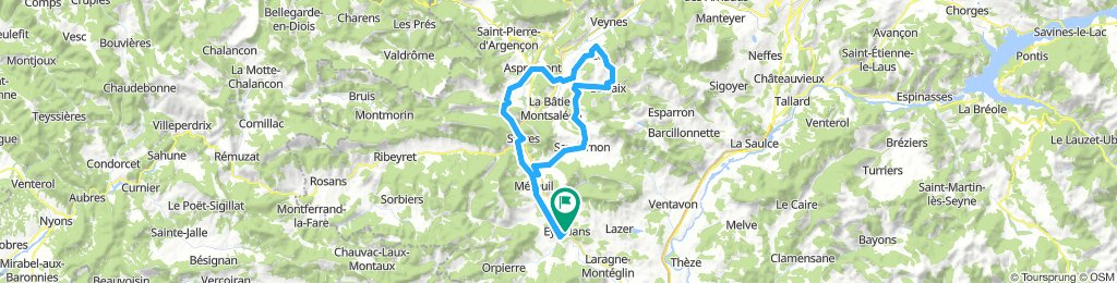 Aspremont Loop from Egyuians