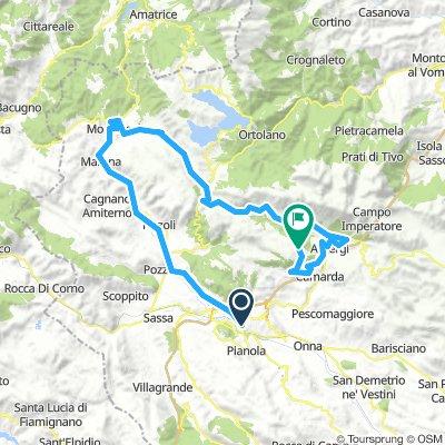 L' Aquila - Fonte Cerreto