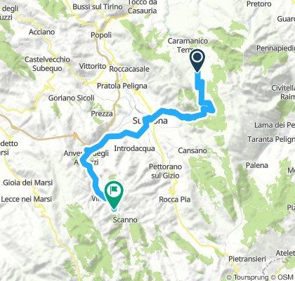 San Eufemia - Scanno