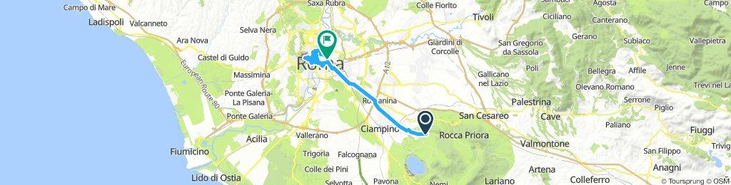 Grottaferrata - Roma
