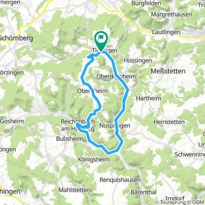 Tieringen- Reichenbach