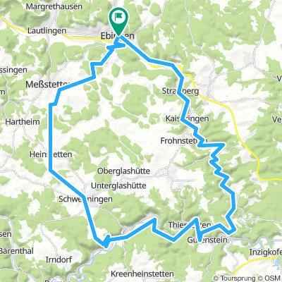 Schmeiental - Donautal - Heuberg