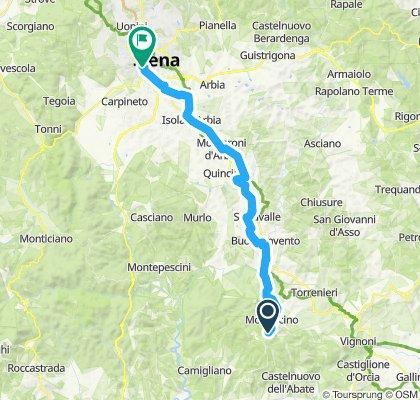 Montalcino - Siena