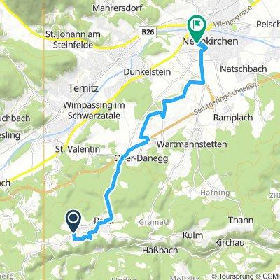 Gutedel am Berg - Neunkirchen