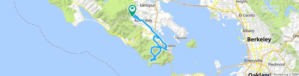 Sausalito - Marin Headlands - Marin City