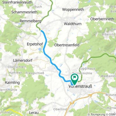 Abstecher von VOH nach Albersrieth