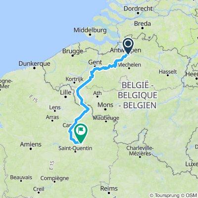 Schelde Deurne-Bron