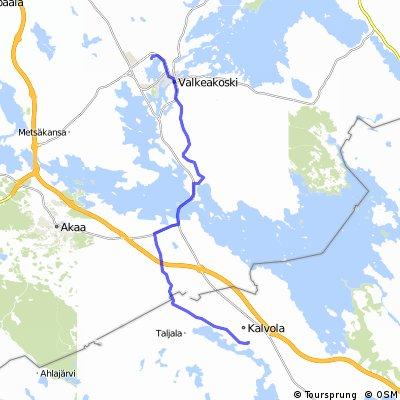 Iittala - Valkeakoski