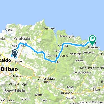 Bilbao - Lekeitio