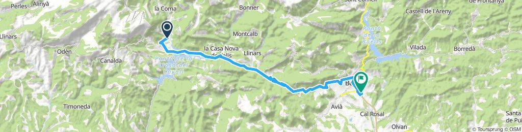 Sant Llorenc - Berga