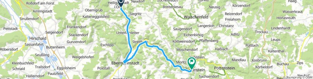 Heiligenstadt - Gößweinstein