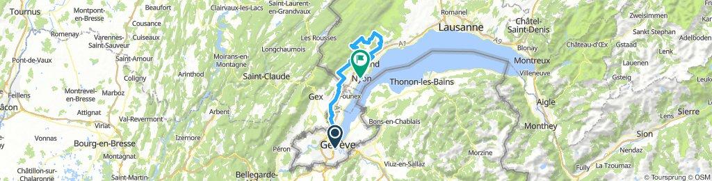 Bois de la Versoix-Gorges de Moinsel-Marais des Inversins