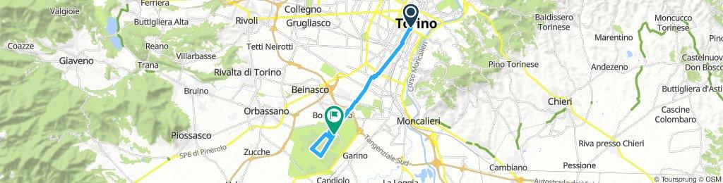 Da Turin Bike alla Palazzia di Stupinigi
