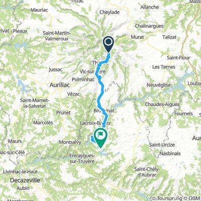 Saint-Jacques-des-Blats - Saint-Amans-des-Cots