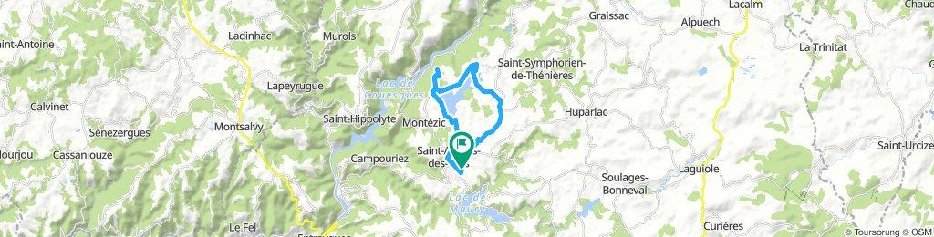 Saint-Amans-des-Cots Runde