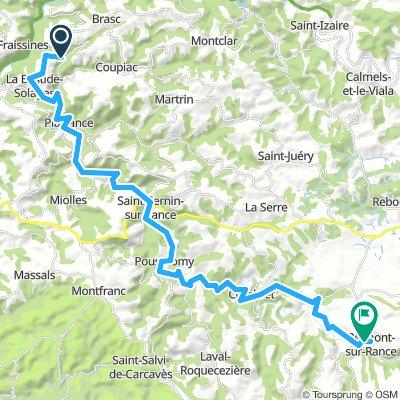 Brasc - Belmount-sur-Rance