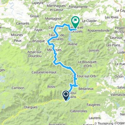 Lamalou-les-Bains - Ceilhes-et-Rocozels