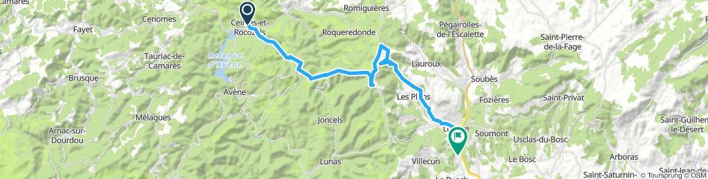Ceilhes-et-Rocozels - Lodève