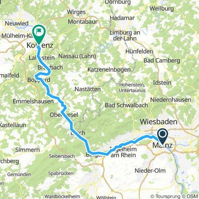 Rhein/Mainz-Koblenz
