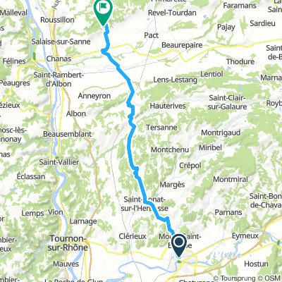 Romans-sur-isère / Sonnay