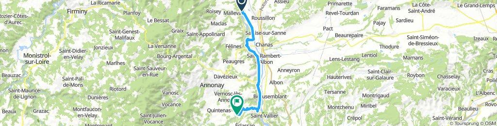 Saint-Pierre-de-Bouef - Ardoix