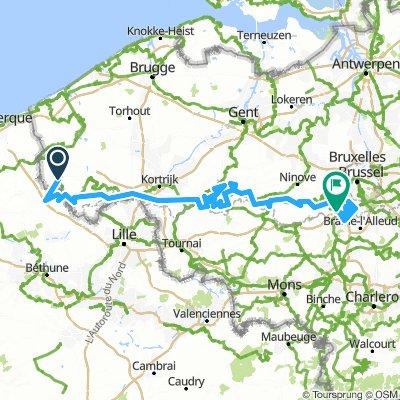 Echt Dwars Door Vlaanderen