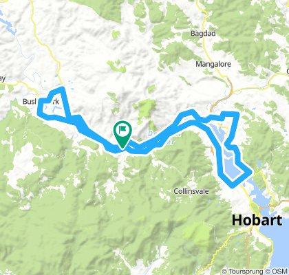 Tour of Tasmania: Etappe 4