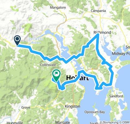 Tour of Tasmania: Etappe 5