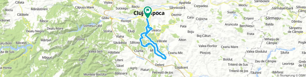 Tura Fagetul Clujului 07.04.2019