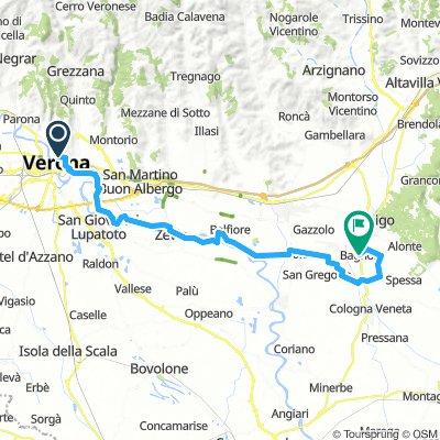 Verona - Bagnolo