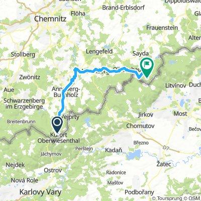 Oberwiesenthal - Seiffen