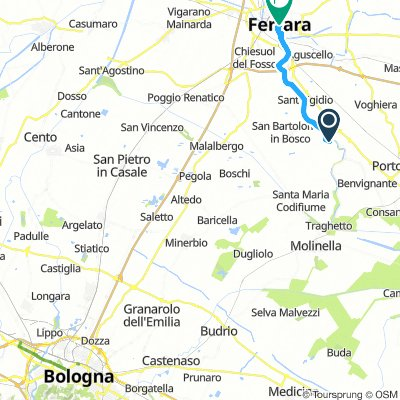 Bologna - Ferrara 2