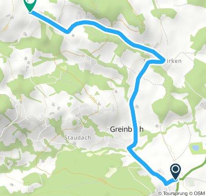 Bergsprint Greinbach - Samstag, 17. August 2019