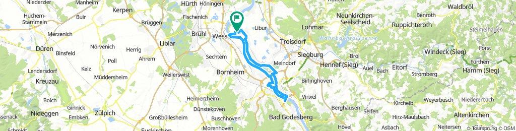 Kirschblütentour nach Bonn/Heerstrasse