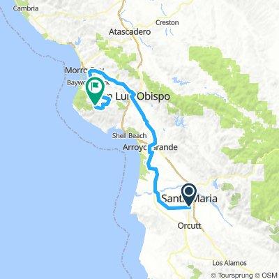 California Roads: Etappe 7
