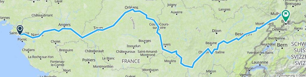 eurovelo 6 bikemaps