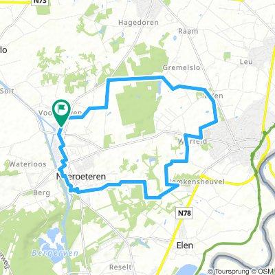 Vlakerweg & Den Tösch 20 km