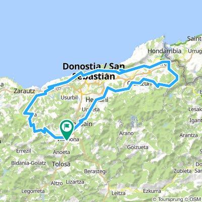 Una vuelta por Donostialdea