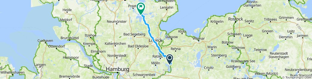 Gross Werder-Lübeck- Plön