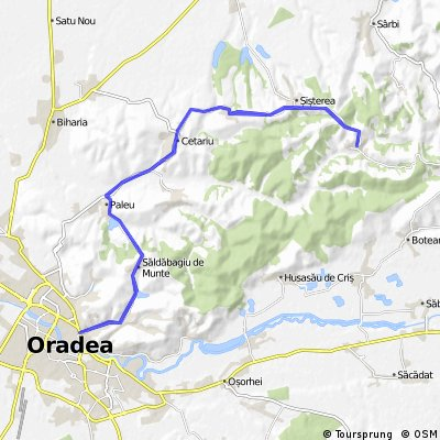 Oradea Susturogi Oradea Bikemap Your bike routes