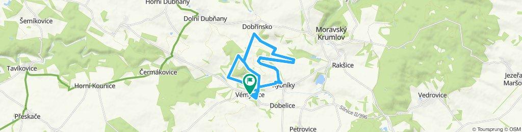 Kolkolem 27 km
