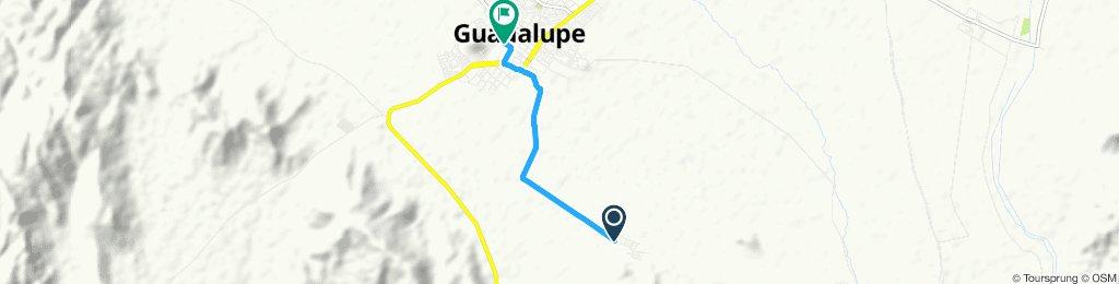 La Calera - Guadalupe